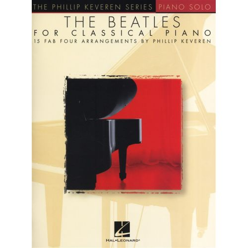 HAL LEONARD THE BEATLES FOR CLASSICAL - PIANO SOLO