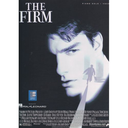 HAL LEONARD THE FIRM - PVG