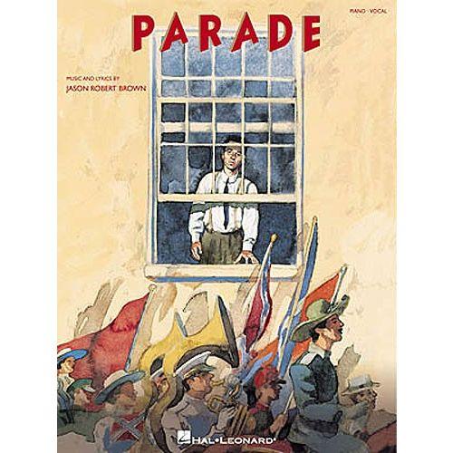 HAL LEONARD JASON ROBERT BROWN - PARADE - VOICE