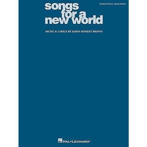HAL LEONARD BROWN JASON ROBERT - SONGS FOR A NEW WORLD - PVG