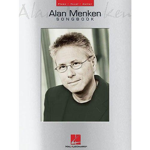 HAL LEONARD ALAN MENKEN - ALAN MENKEN SONGBOOK - PVG