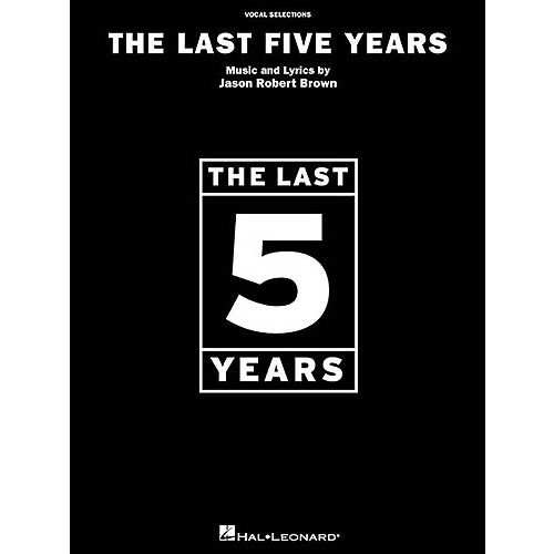HAL LEONARD BROWN PHILLIP - THE LAST FIVE YEARS - PVG