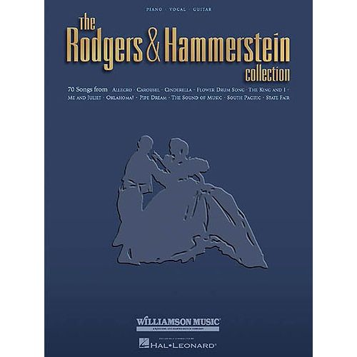 HAL LEONARD RICHARD RODGERS - THE RODGERS AND HAMMERSTEIN COLLECTION - PVG