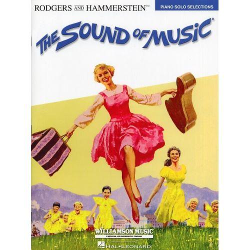 HAL LEONARD THE SOUND OF MUSIC PIANO SOLO SELECTIONS - PIANO SOLO