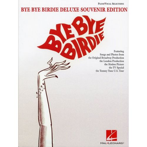 HAL LEONARD STROUSE CHARLES - BYE BYE BIRDIE MUSIC - VOICE
