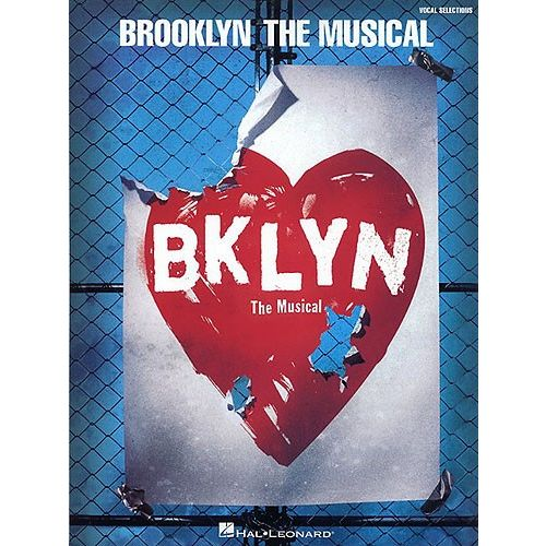 HAL LEONARD BROOKLYN THE MUSICAL - PVG