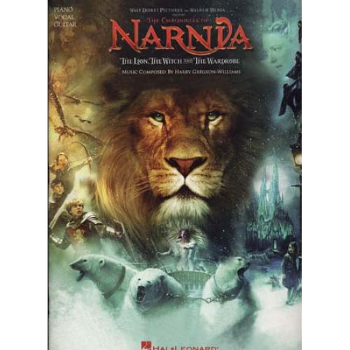 HAL LEONARD NARNIA CHRONICLES OF - PVG