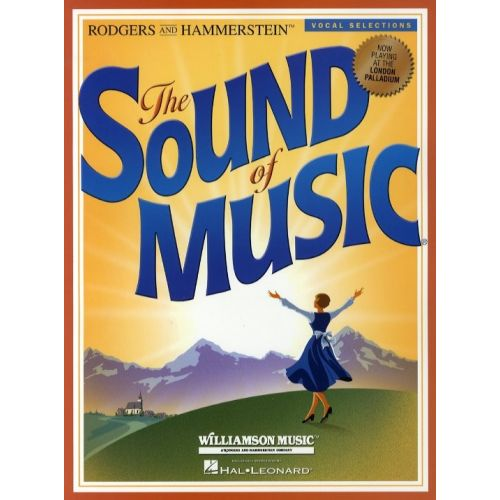 MUSIC SALES RODGERS AND HAMMERSTEIN THE SOUND OF MUSIC - PVG