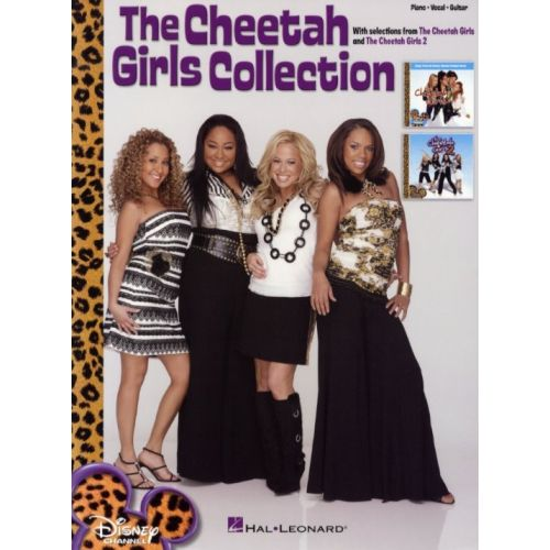 HAL LEONARD THE CHEETAH GIRLS COLLECTION - PVG