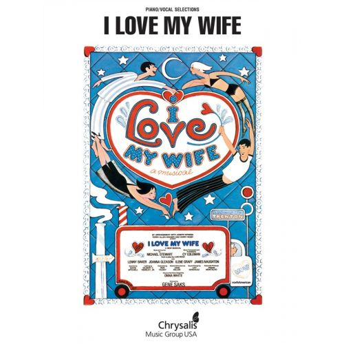 HAL LEONARD CY COLEMAN - I LOVE MY WIFE - VOICE