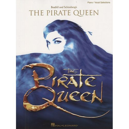 HAL LEONARD THE PIRATE QUEEN - PVG