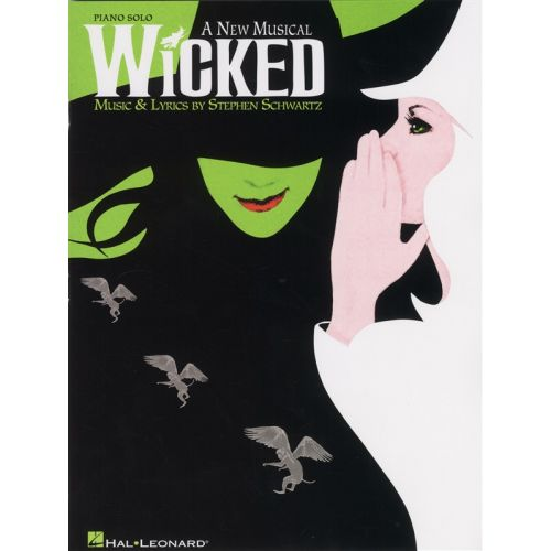 HAL LEONARD SELECTIONS FROM WICKED A NEW MUSICAL - PIANO SOLO