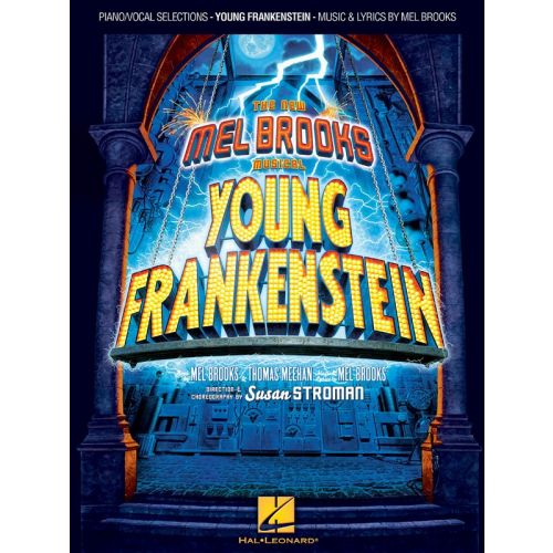 HAL LEONARD MEL BROOKS - YOUNG FRANKENSTEIN - PVG