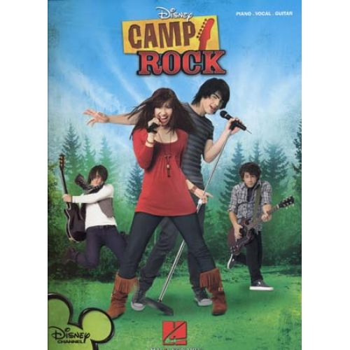 HAL LEONARD DISNEY - CAMP ROCK - PVG