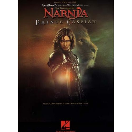 HAL LEONARD GREGSON-WILLIAMS HARRY - DISNEY - NARNIA PRINCE CASPIAN - PVG