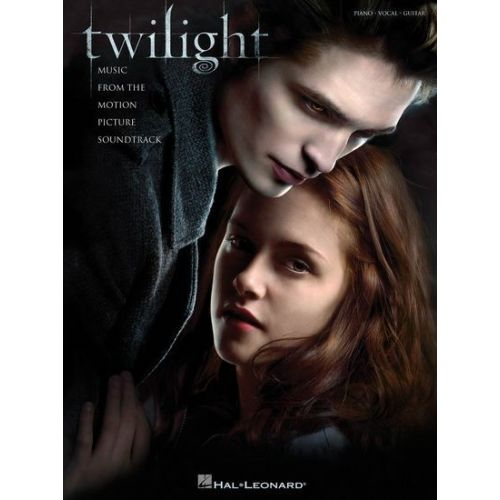 HAL LEONARD TWILIGHT MUSIC FROM THE MOTION PICTURE - PVG