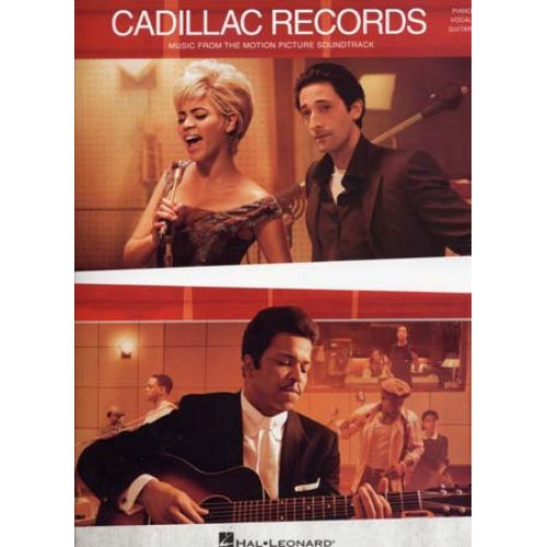 HAL LEONARD CADILLAC RECORDS MUSIC FROM THE MOTION PICTURE SOUNDTRACK - PVG