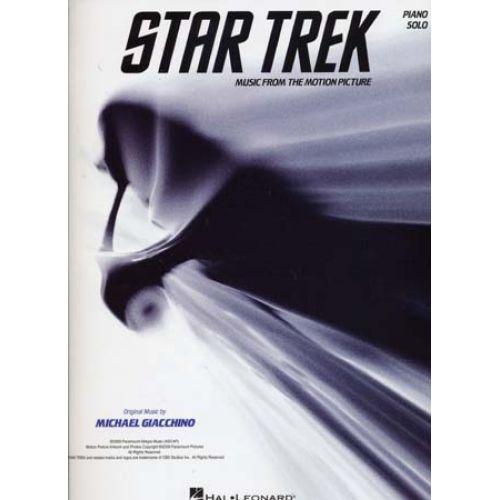 HAL LEONARD GIACCHINO MICHAEL - STAR TREK - PIANO