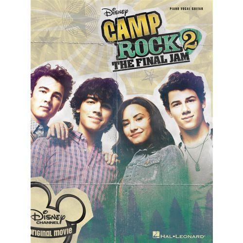 HAL LEONARD CAMP ROCK 2 THE FINAL JAM - PVG