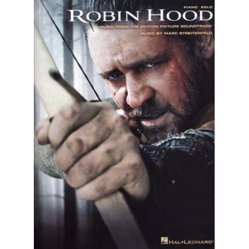 UNIVERSAL MUSIC PUBLISHING STREITENFELD M. - ROBIN HOOD MUSIC FROM THE MOTION PICTURE - PIANO SOLO