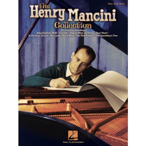 HAL LEONARD MANCINI HENRY - THE COLLECTION - PVG