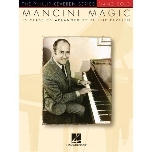 HAL LEONARD MANCINI HENRY MAGIC - PIANO SOLO