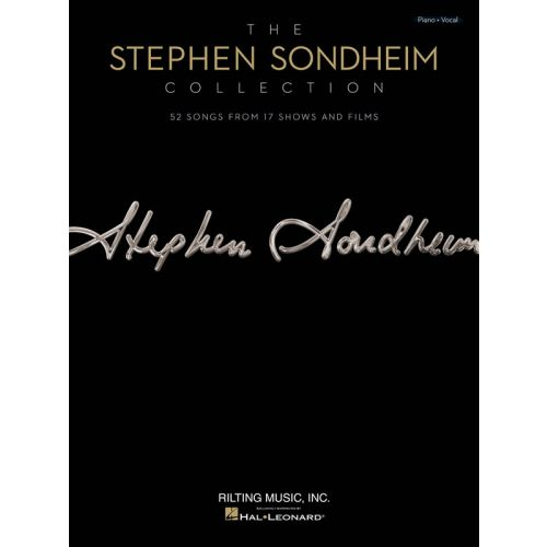 HAL LEONARD SONDHEIM STEPHEN - THE COLLECTION - VOICE