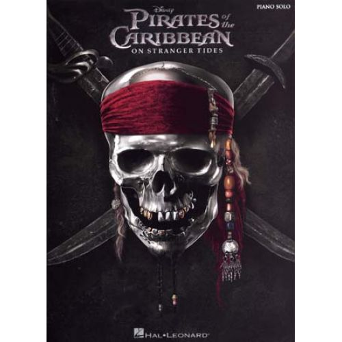 HAL LEONARD PIRATES OF THE CARIBBEAN ON STRANGER TIDES PIANO SOLO