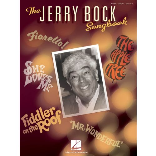HAL LEONARD BOCK JERRY SONGBOOK - PVG