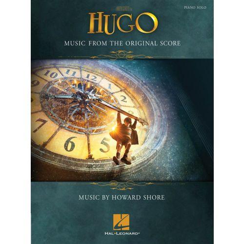 HAL LEONARD SHORE HOWARD HUGO MUSIC FROM THE ORIGINAL SCORE PIANO SOLO SONGBOOK - PIANO SOLO