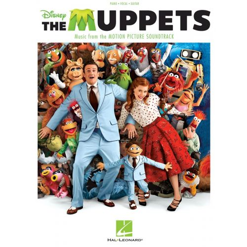 HAL LEONARD THE MUPPETS - MUSIC FROM THE MOTION PICTURE SOUNDTRACK - PVG