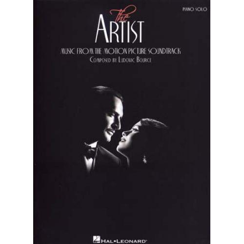 HAL LEONARD BOURCE LUDOVIC - THE ARTIST - PIANO SOLO