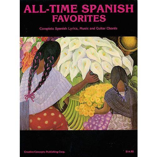 AMSCO ALL-TIME SPANISH FAVORITES - PVG