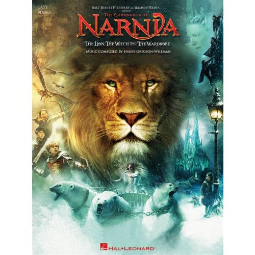 HAL LEONARD DISNEY'S CHRONICLES OF NARNIA FOR EASY - PIANO SOLO