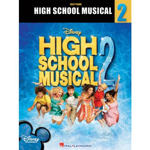 HAL LEONARD HIGH SCHOOL MUSICAL 2 EASY - PIANO SOLO