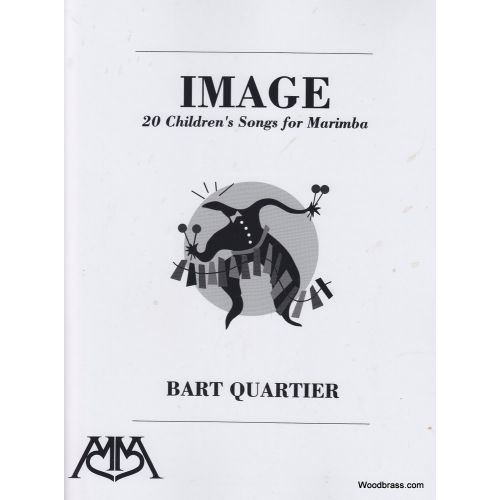 HAL LEONARD QUARTIER B. - 20 CHILDREN'S SONGS FOR MARIMBA