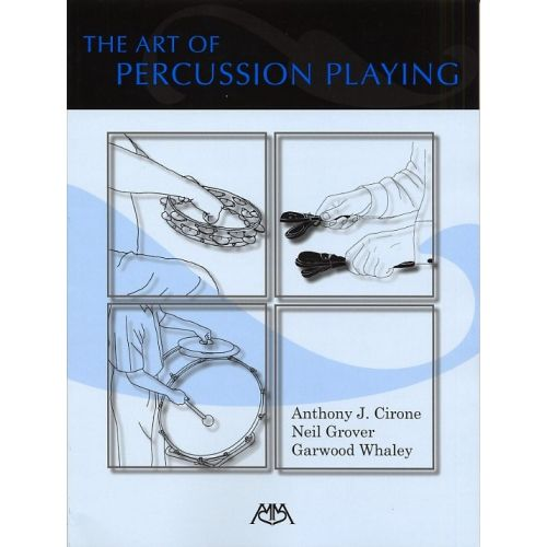 HAL LEONARD THE ART OF PERCUSSION PLAYING - PERCUSSION