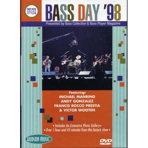HAL LEONARD BASS DAY 98