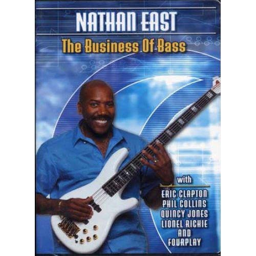 HAL LEONARD EAST NATHAN - BUSINESS OF BASS