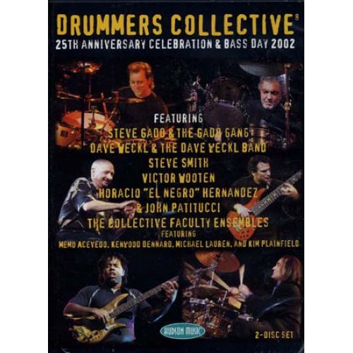 HAL LEONARD DRUMMERS COLLECTIVE 25TH ANNIVERSARY - BATTERIE