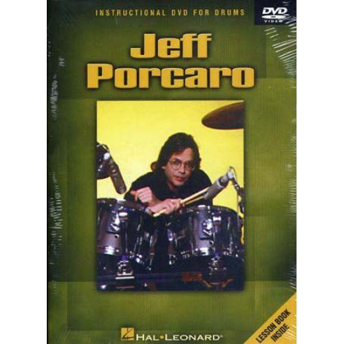HAL LEONARD PORCARO JEFF - BATTERIE
