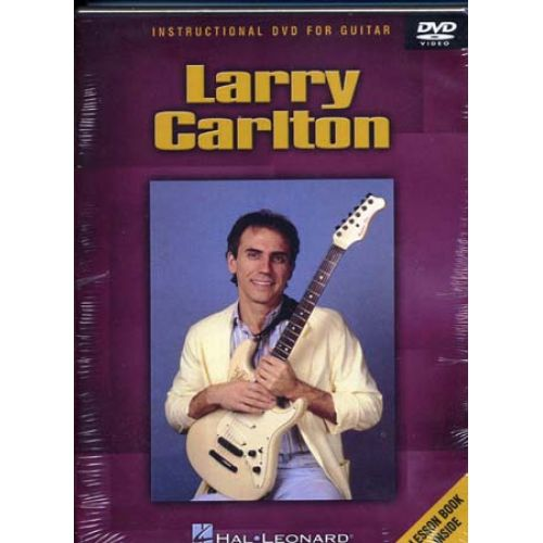 HAL LEONARD CARLTON LARRY - INSTRUCTIONAL - GUITAR