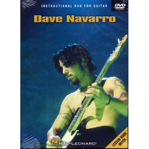 HAL LEONARD NAVARRO DAVE - INSTRUCTIONAL - GUITAR