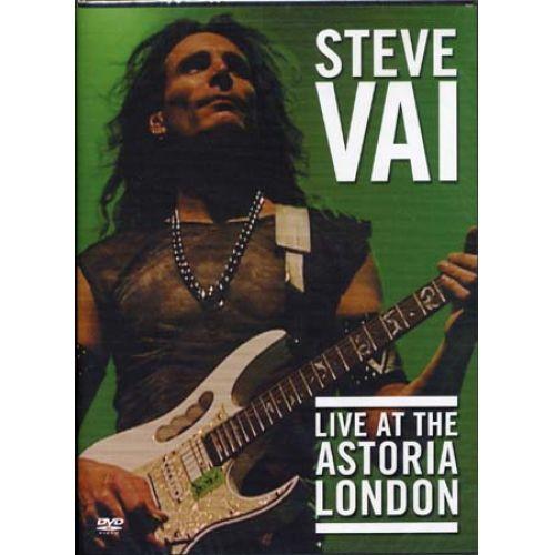 HAL LEONARD VAI STEVE - LIVE AT THE ASTORIA LONDON