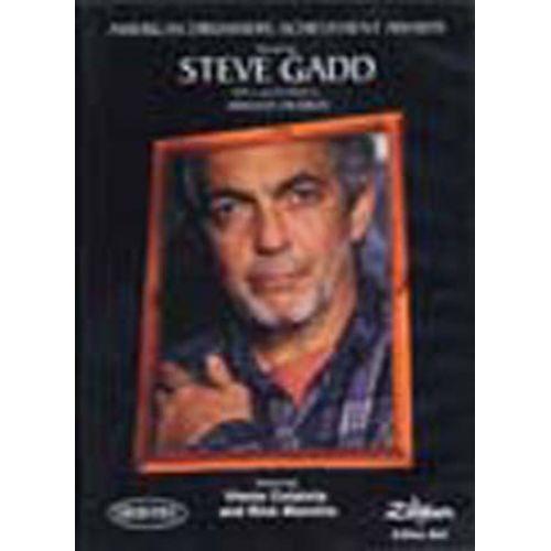 HAL LEONARD GADD STEVE - DRUM ACHIEVED AWARD 2