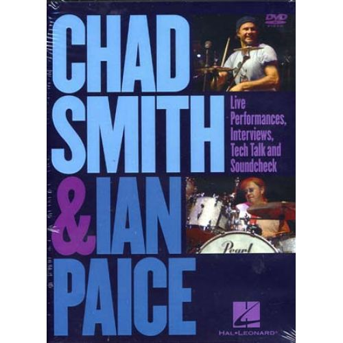HAL LEONARD SMITH CHAD/PAICE IAN - BATTERIE