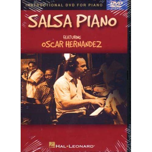 HAL LEONARD HERNANDEZ OSCAR - SALSA PIANO