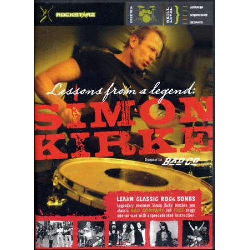 HAL LEONARD KIRKE SIMON - LESSONS FROM A LEGEND