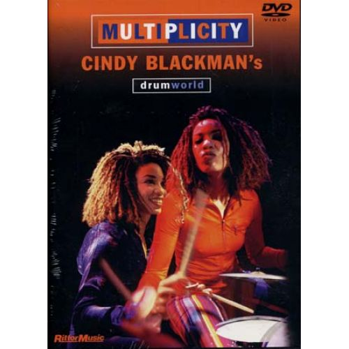 HAL LEONARD BLACKMAN CINDY - MULTIPLICITY - BATTERIE
