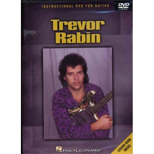HAL LEONARD RABIN TREVOR - GUITARE